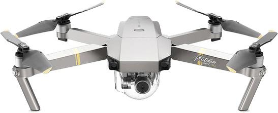 DJI Mavic Pro Platinum drone met camera kopen bij dronekenner.nl