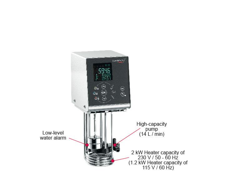 FusionChef Diamond XS sous-vide machine with 13 ltr bath