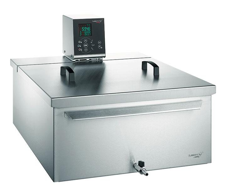 FusionChef Diamond XL sous-vide machine met 58 ltr bad