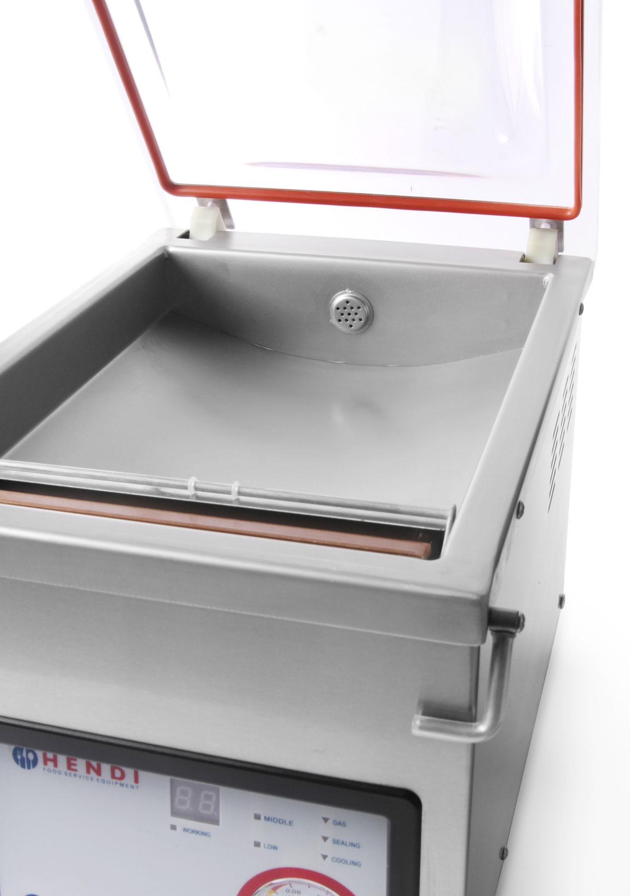 Hendi vacuum chamber packaging machine Profi Line (260mm)