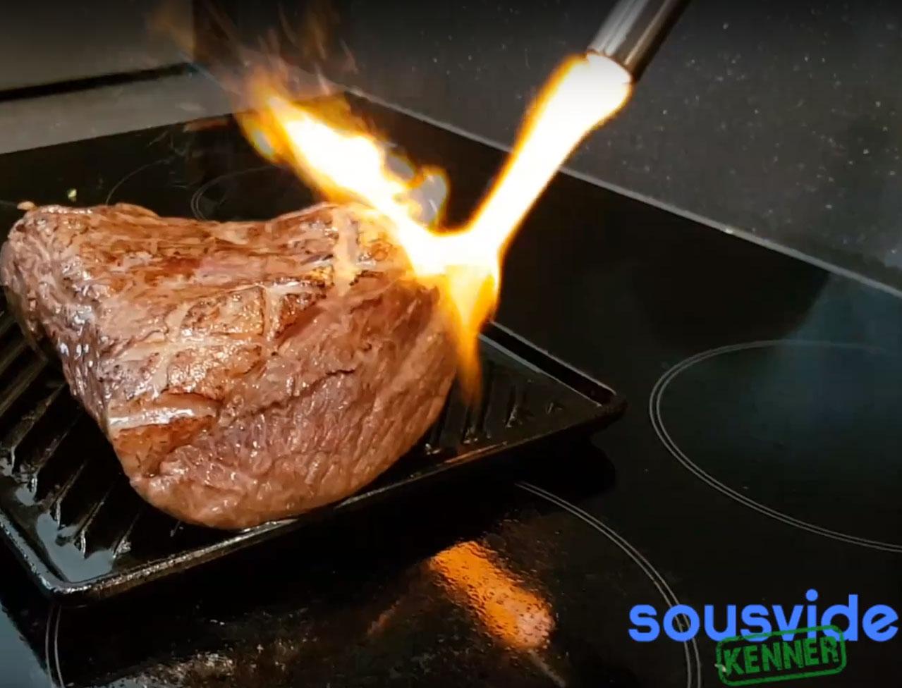 Hendi sous-vide koksbrander - navulbaar