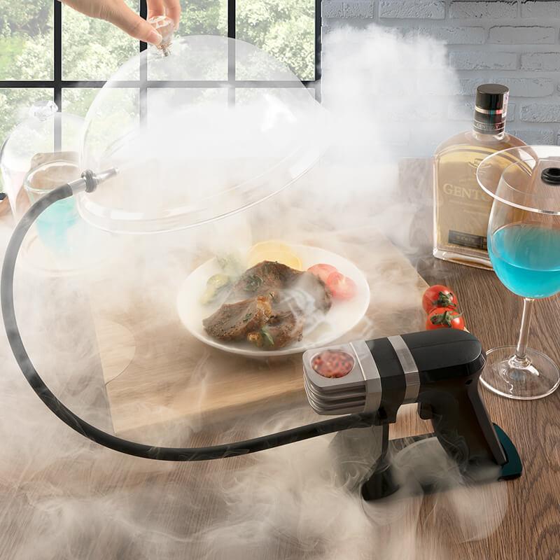 Ziva Smoke Bundle - Smoker + stlp + smoke mot