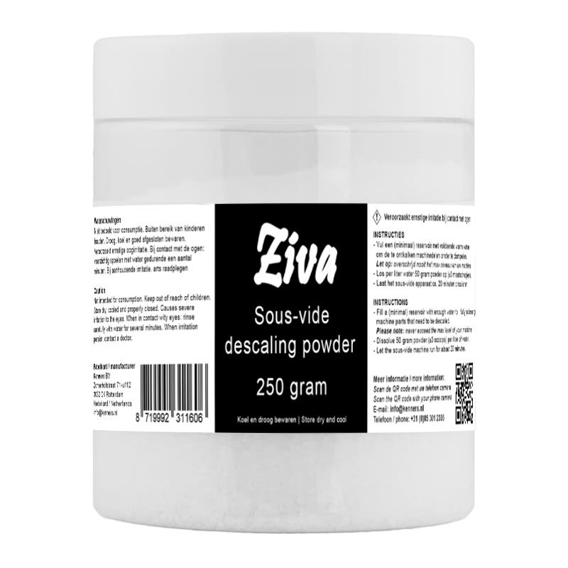 Ziva Sense + Ziva OneTouch + 12-Liter-Wasserschalenbündel