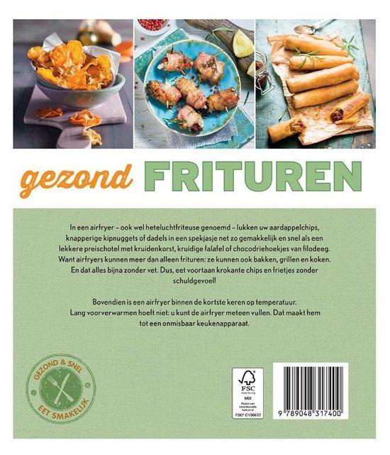 Dutch - Het Airfryer Ideeënboek