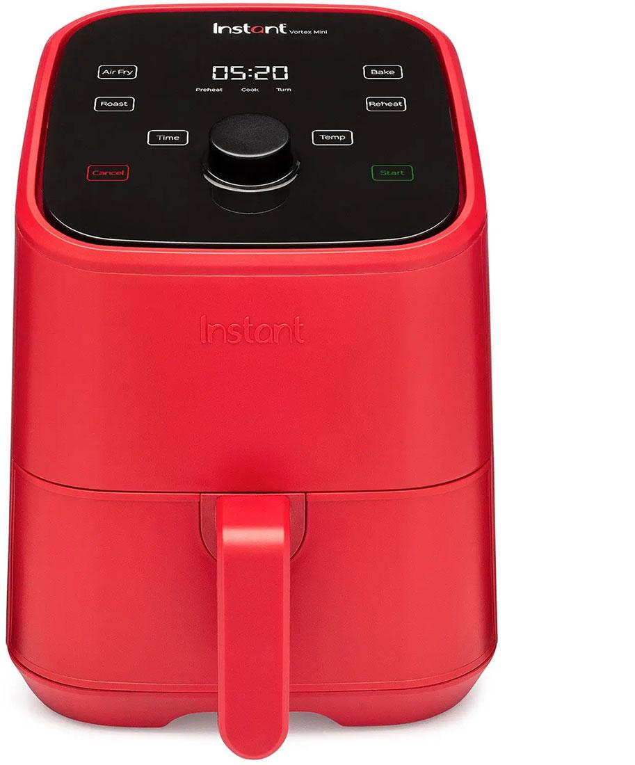 Instant Pot Vortex Mini airfryer (red)
