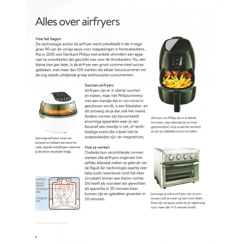 Dutch - Het Airfryer kookboek (Johanna Thompson)