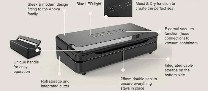 Anova Precision Vacuum Sealer Pro