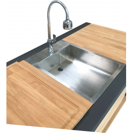 Induplus Sink and Faucet