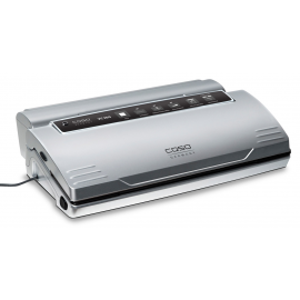 Caso VC 300 Pro vacuum machine with hose and marinade chamber